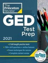 Princeton Review Princeton Review GED Test Prep, 2021