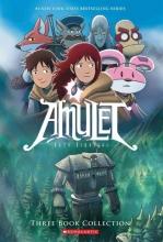 Kibuishi, Kazu Amulet Boxset