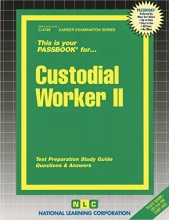 Custodial Worker II