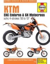 Haynes Publishing Ktm Enduro & Motocross