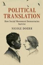 Nicole Doerr Cambridge Studies in Contentious Politics