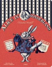 Alice in Wonderland Stitch Large Lined Notebook