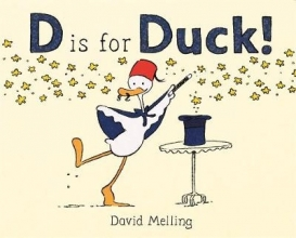Melling, David D is for Duck!