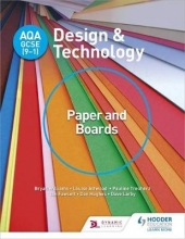 Williams, Bryan AQA GCSE (9-1) Design and Technology: Paper and Boards