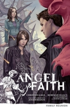 Gage, Christos Angel & Faith Volume 3
