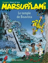 Batem/ Franquin,,André Marsupilami 08