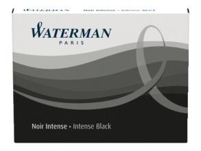 , Inktpatroon Waterman internationaal zwart
