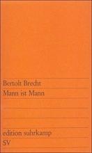 Brecht, Bertolt Mann ist Mann
