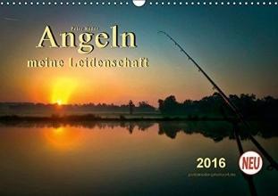 Roder, Peter Angeln - meine Leidenschaft (Wandkalender 2016 DIN A3 quer)