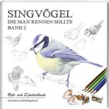 Pöppelmann, Bernd Singvögel - Band 2