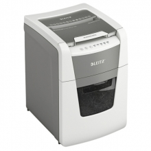 , Papiervernietiger Leitz IQ Auto+ Small Office 100 P5 snippers 2x15mm