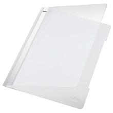 , Snelhechter Leitz 4191 A4 PVC wit