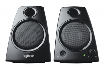 , Speakerset Logitech Z130 5W zwart