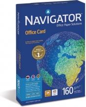 , Kopieerpapier Navigator Office Card A3 160gr wit 250vel