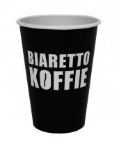 , Beker karton Biaretto 180ml 50 stuks