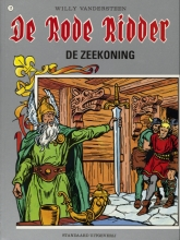 Willy  Vandersteen De rode ridder 17 De zeekoning