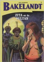 Hec  Leemans Bakelandt Zita en de sultan
