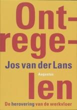 Jos van der Lans , Ontregelen