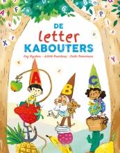 Emy  Geyskens, Juliëtte  Rosenkamp Letterkabouters - LetterZOEKboek