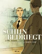 Bonin,,Cyril Schijn Bedriegt Hc01