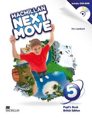 Lambert, Viv,Macmillan Next Move Level 5 Student`s Book Pack