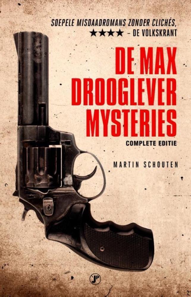 Martin Schouten,De Max Drooglever mysteries