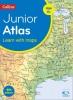 Collins Maps, Collins Junior Atlas