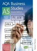Stimpson, Peter,   Foden, Steven,   Mansell, Diane, AQA Business Studies AS