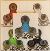 , Spinner Assorti Wit/Zwart/Rood/Oranje/Groen/Lichtblauw/Donkerblauw