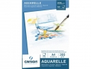 ,<b>Canson Aquarelblok A4 300 Gr 10 Vel</b>