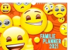 ,<b>FAMILIEPLANNER 2021 EMOJI  - FSC MIX CREDIT</b>