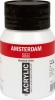,<b>Talens amsterdam acrylverf pot 500 ml. titaanwit 105</b>