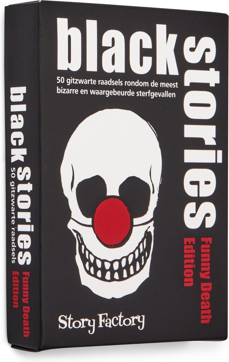 Stf-bs5,Black stories 5 funnie death