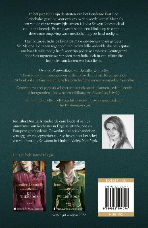 Jennifer  Donnelly,De winterroos