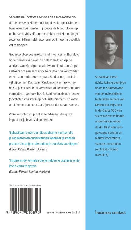Sebastiaan Hooft,APK voor ondernemers