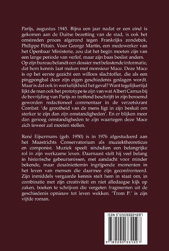 René Eijsermans,Trom P.