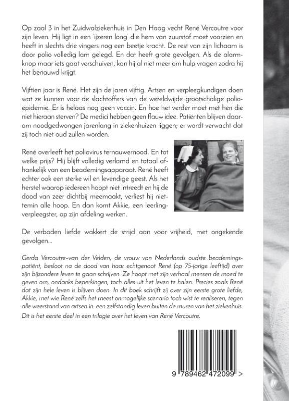 Gerda van der Velden,Ademloos vrij