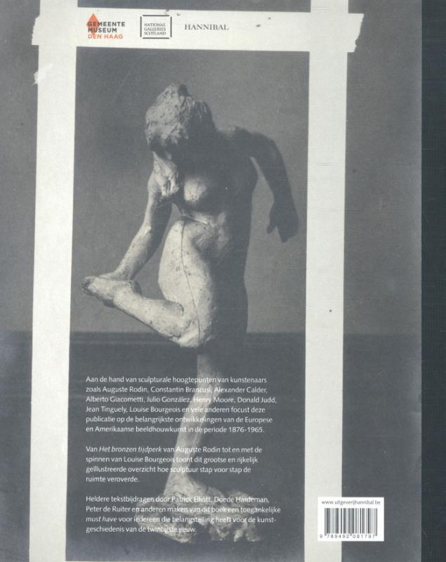 Doede Hardeman, Patrick Elliot,Sculptuur in de 20ste eeuw