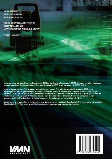 ,Bouwbesluit 2012 met toelichting en commentaren 2019-2020