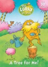 Dr. Seuss The Lorax Sticker and Activity Book