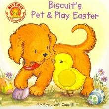 Capucilli, Alyssa Satin Biscuit`s Pet & Play Easter