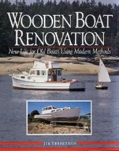 Trefethen, Jim Wooden Boat Renovation