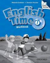 English Time 1. 2nd edition. Workbook with Online Practice