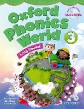 Oxford Phonics World 3 Student`s Book with MultiROM