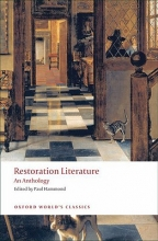 Paul Hammond Restoration Literature