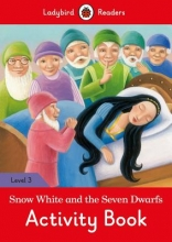 Morris, Catrin Snow White and the Seven Dwarfs Activity Book