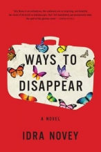 Novey, Idra Ways to Disappear