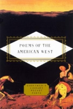 Poems of the American West