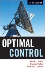 Lewis, Frank L.,   Vrabie, Draguna L.,   Syrmos, Vassilis L. Optimal Control