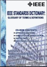 Standards Information Network, IEEE Standards Dictionary